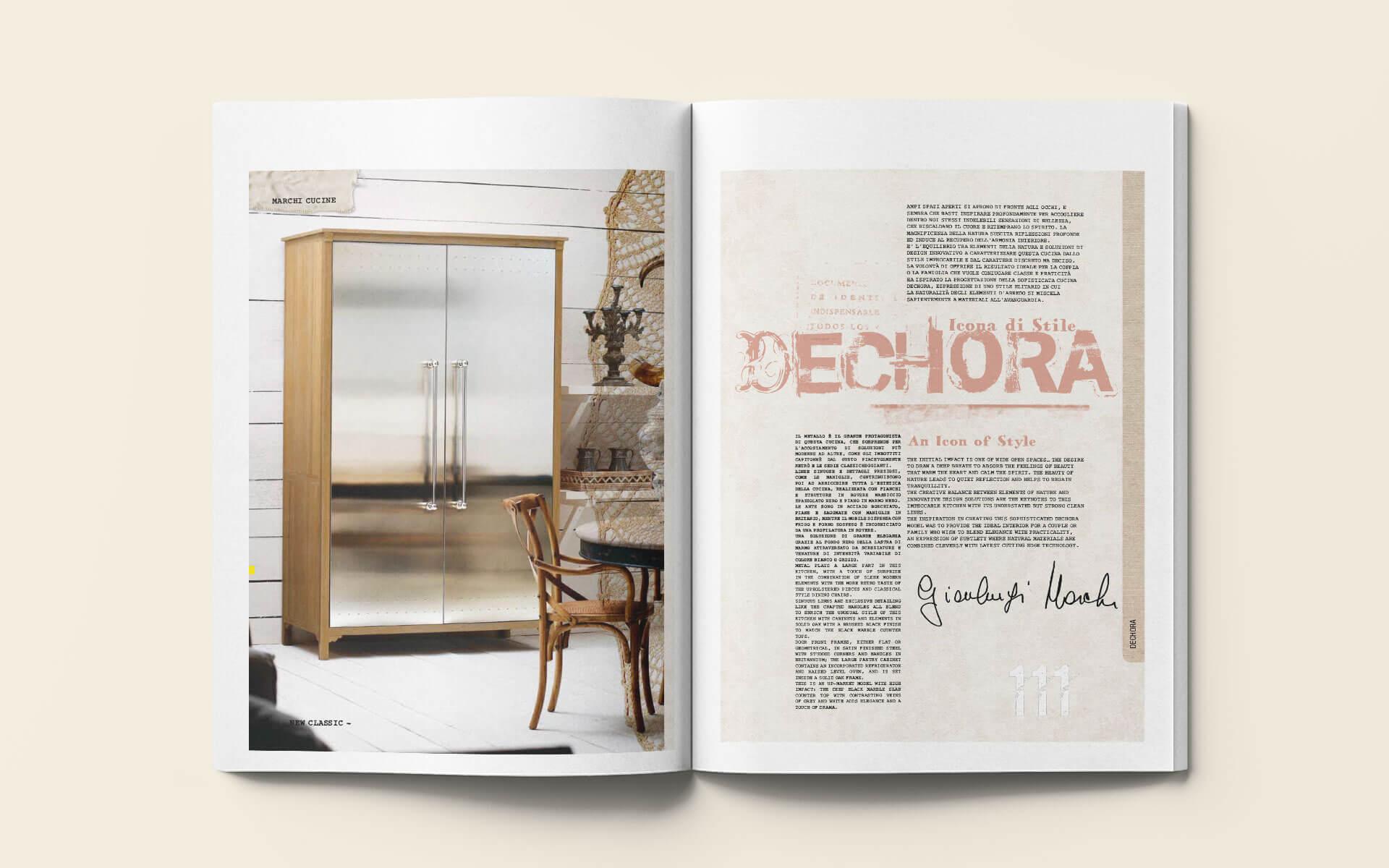 Catalogo Dechora - Marchi Cucine Made in Italy
