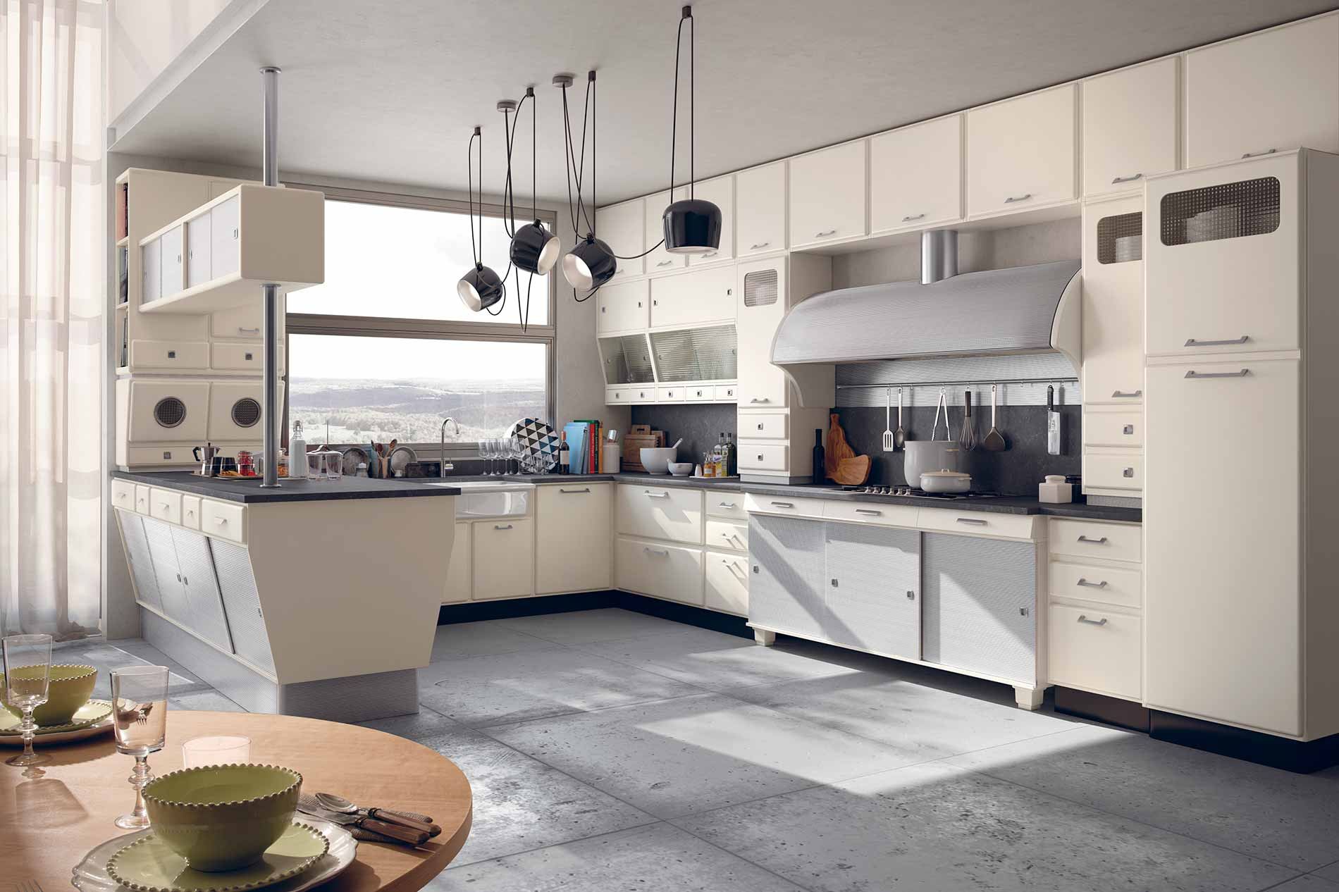 St. Louis - Marchi Cucine Made in Italy